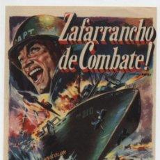 Cine: ZAFARRANCHO DE COMBATE. SENCILLO DE CEA.. Lote 17950582