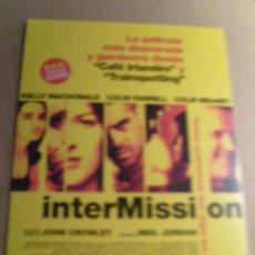Cine: INTERMISSION ORIGINAL. Lote 19204131