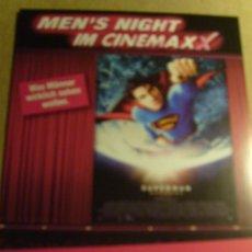Cine: SUPERMANS RETURM ORIGINAL. Lote 19204469