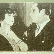 Cine: MOULIN ROUGE, PROGRAMA CINE, FOTOTIPIA, 9 X 7 CM, UFA O U.F.A, 1930, CON OLGA TSCHECHOWA. Lote 19376214