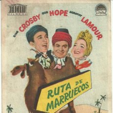 Cine: RUTA DE MARRUECOS CP. Lote 19379078