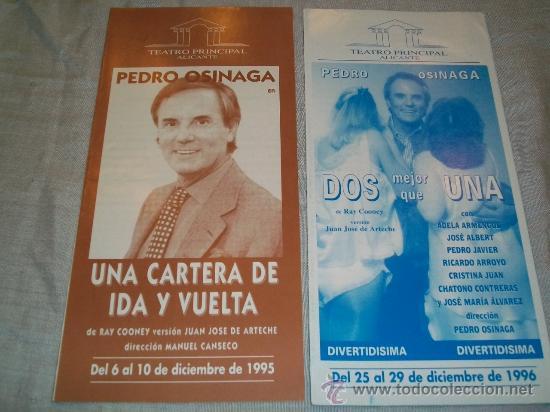 Resultado de imagen de Pedro Osinaga