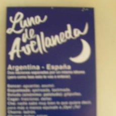 Cine: LUNA DE AVELLANEDA. Lote 20000767