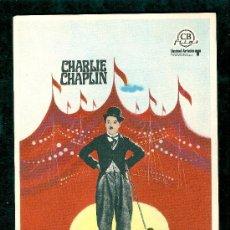 Cine: CHARLIE CHAPLIN - EL CIRCO . Lote 21511722