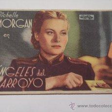 Cine: ÁNGELES DEL ARROYO (MICHELLE MORGAN). Lote 22666777