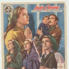 Cine: LA SEÑORA DE FÁTIMA. SENCILLO DE SUEVIA FILMS. SALÓN GUTIERREZ DE ALBA - ALCALÁ 1951.. Lote 22738487