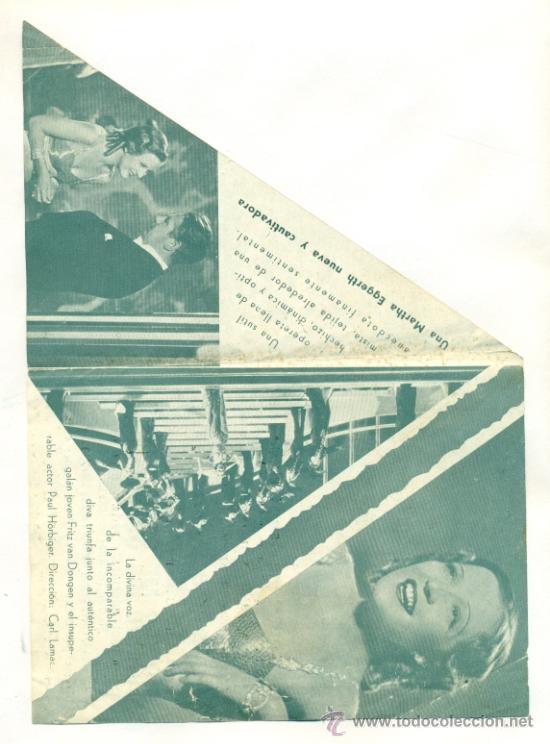Cine: CUANDO ME SIENTO FELIZ - PROGRAMA ORIGINAL CON PUBLICIDAD - - Foto 3 - 27011269