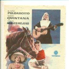 Cine: MI NIÑO Y YO - PROGRAMA ORIGINAL SIN PUBLICIDAD -. Lote 27269335
