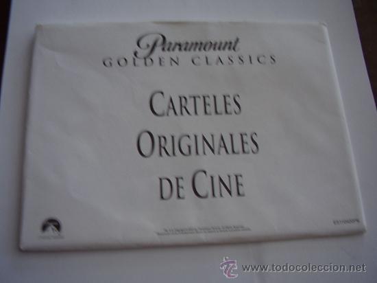Carteles originales de cine paramount golden c comprar - Carteles originales ...