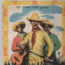 Cine: HUAPANGO. DOBLE DE REY SORIA FILMS.. Lote 23802539
