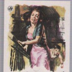 Cine: OLEADAS DE TERROR. SENCILLO DE J.BALART. CINE COSO - ZARAGOZA 1961.. Lote 23843248