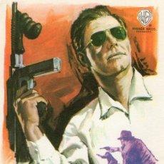 Cine: CRIMINAL ACORRALADO (FBI) - WARNER BROS - JACK KELLY, RAY DANTON - PROGRAMA CINE ORIGINAL. Lote 27369152