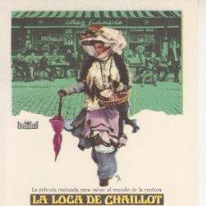 Cine: LA LOCA CHAILLOT. Lote 27807920