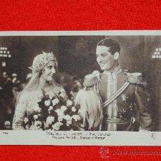 Cine: EL DESFILE DEL AMOR THE LOVE PARADE PARADE D'AMOUR. MADE IN FRANCE-TARJETA AÑOS 30 SIN PUBLI. Lote 27840338