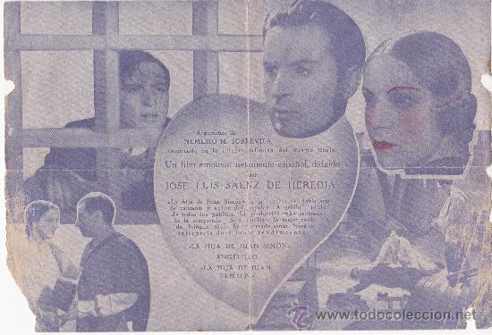 Cine: La hija de Juan Simón. Ideal Cinema de Úbeda - Foto 2 - 28346230