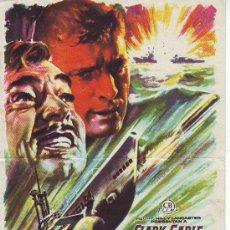 Folhetos de mão de filmes antigos de cinema: TORPEDO. Lote 231321475