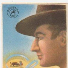 Flyers Publicitaires de films Anciens: LA FIESTA SIGUE.SENCILLO DE SAGITARIO FILMS.. Lote 28419883
