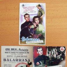 Cine - Balarrasa - Fernando Fernán Gómez - 2 programas diferentes - Con publicidad - 28422534