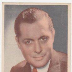 Cine: ROBERT MONTGOMERY. PROGRAMA MGM. PARA ANUNCIAR: BRAZOS DE ACERO. SALÓN IMPERIAL 1939.. Lote 28465745