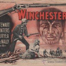 Cine: WINCHESTER 73 (JAMES STEWART , ANTHONY MANN, SHELLEY WINTERS). Lote 28532040