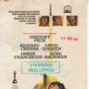 Cine: ATRAPADOS EN EL ESPACIO. Lote 28603737
