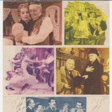 Cine: EL PRÍNCIPE ESTUDIANTE. DOBLE DE MGM.. Lote 28710700