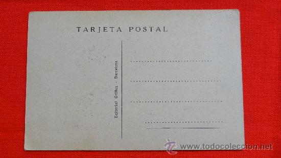 Cine: Papa piernas largas, Janet Gaynor, Warner Baxter, tarjeta postal, fox, excelente estado - Foto 2 - 28813472