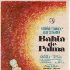 Cine: BAHIA DE PALMA. Lote 28867319