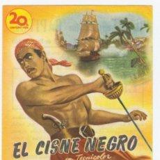 Cine: EL CISNE NEGRO FOX. Lote 29023417