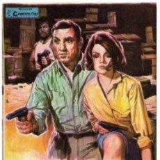 Cine: PROGRAMA CINE - ARMAS PARA EL CARIBE - LINO VENTURA - SYLVA KOSCINA. Lote 29248643