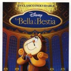 Cine: LA BELLA Y LA BESTIA.. Lote 30477711