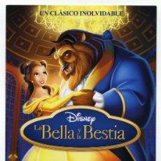 Cine: LA BELLA Y LA BESTIA.. Lote 178311286