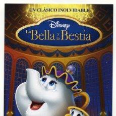 Cine: LA BELLA Y LA BESTIA.. Lote 39447328