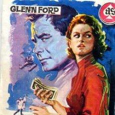 Cine: CHANTAJE CONTRA UNA MUJER / GLENN FORD-LEE REMICK (BLAKE EDWARDS 1962) PROGRAMA DE MANO. Lote 29513644