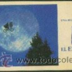 Folhetos de mão de filmes antigos de cinema: E.T. EL EXTRATERRESTRE. Lote 29780962