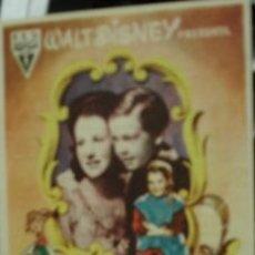 Cinema - CANCIÓN DEL SUR - WALT DISNEY 1956 - 29821056