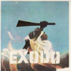 Cine: PROGRAMA DE CINE- EXODO. Lote 36527304