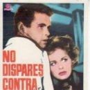 Cine: NO DISPARES CONTRA MI- MAS COLECCIONISMO EN RASTRILLOPORTOBELLO. Lote 29850397