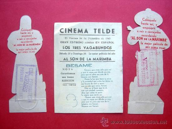Cine: AL SON DE LA MARIMBA. CON PUBLICIDAD - Foto 2 - 29889083