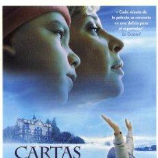 Cine: CARTAS A DIOS, POR ERIC EMANUELLE SCHMITT.. Lote 133187843
