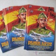 Cine: FOLLETOS DE MANO. DRAGON RAPIDE.1986 . ENVIO GRATIS¡¡¡. Lote 29895123