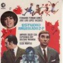 Cine: ESTUDIO AMUEBLADO 2-P. SIN PROPAGANDA. Lote 29953763