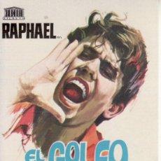 Cine: EL GOLFO. RAPHAEL.- ESTE Y MAS EN RASTRILLOPORTOBELLO. Lote 36527259