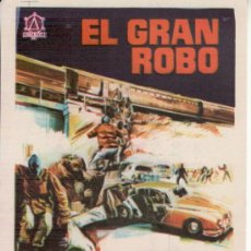 Cine: EL GRAN ROBO.- ESTE Y MAS EN RASTRILLOPORTOBELLO. Lote 29974815