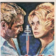 Cine: UN HOMBRE DE HOY. PAUL NEWMAN JOANNE WOODWARD ANTHONY PERKINS .SIN PROPAGANDA. Lote 29976446