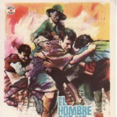 Cine: EL HOMBRE QUE NO QUERIA SER SANTO.CON PROPAGANDA.. Lote 29977310