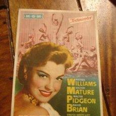 Cinema - LA PRIMERA SIRENA - ESTHER WILLIAMS 1952 - 30020608