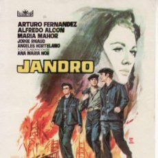Cine: JANDRO. Lote 30535602