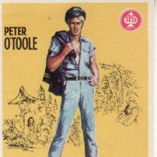 Cine: LORD JIM. PETER O'TOOLE- JAMES MASON- JACK HAWKINS. Lote 30562469