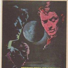 Cine: LA HORA FINAL. SENCILLO DE CB FILMS. CINE MERIDIANA 1960.. Lote 30733556